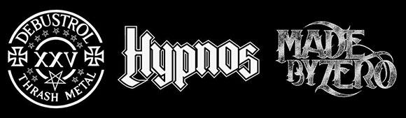 DEBUSTROL + HYPNOS + MADE BY ZERO