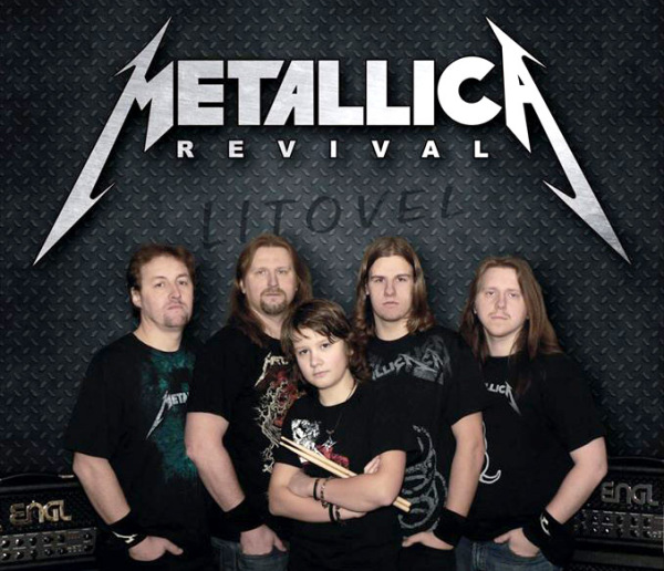 Metallica revival Litovel
